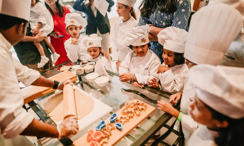 Family Brunch: Play House at Swissôtel Al Ghurair