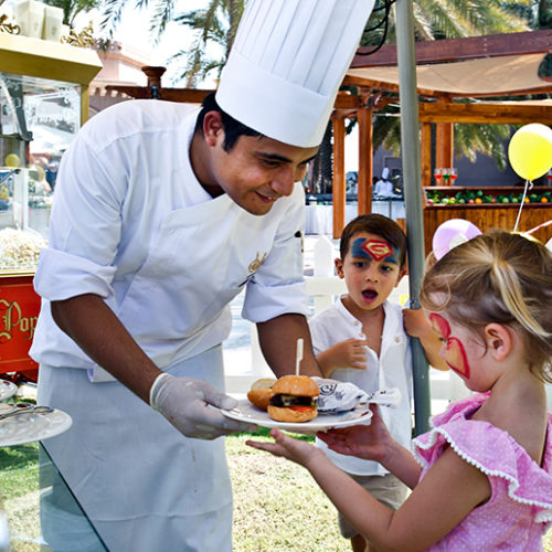 Four family-friendly brunches to try in the UAE