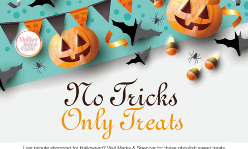 No Tricks, Only Treats