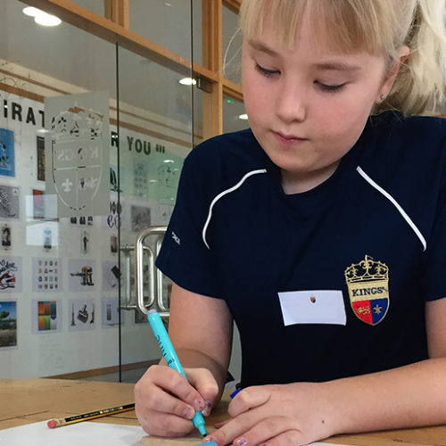 Moving on up: Transitioning into Year 7 at Kings' School Al Barsha