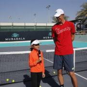 Mubadala World Tennis Championship begins young reporter search