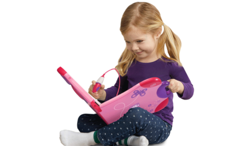 WIN! A LeapReader and LeapStart from Leapfrog, worth Dhs598