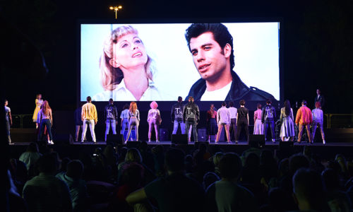 Blockbuster line up of free movies at Yas Movies in the Park begins this month