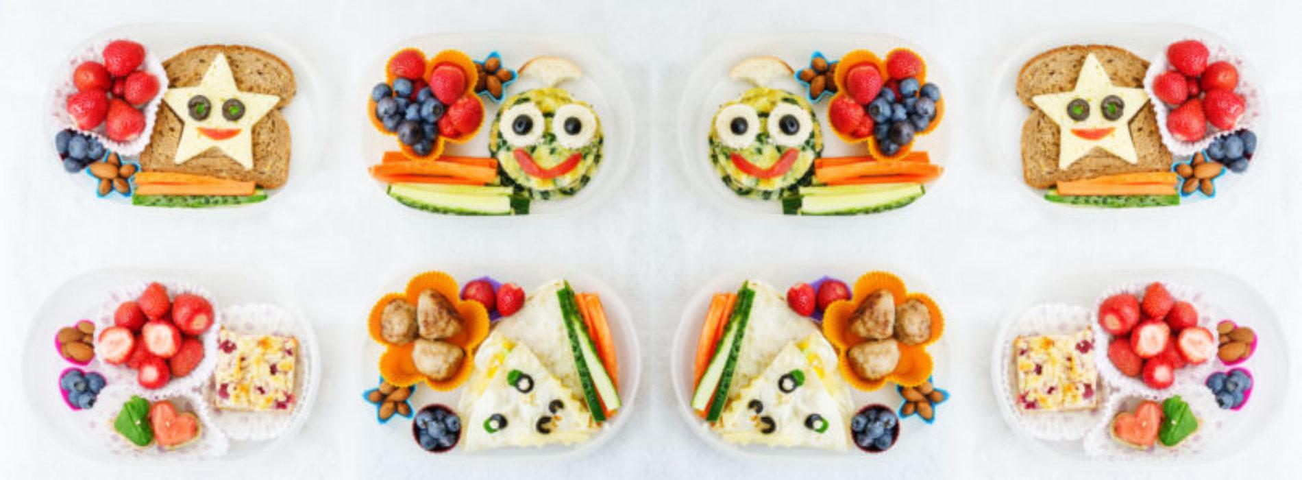 A Nutritious Lunchbox