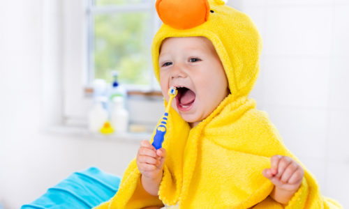 Oral Healthcare for Babies