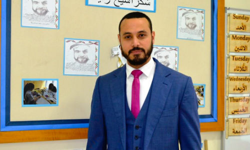 Meet the teacher: Abdallah Mahmoud, Kings' School Dubai