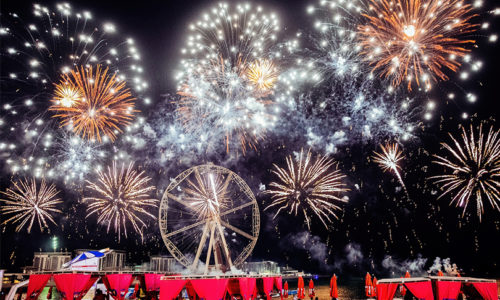 UAE National Day: Firework displays in Dubai this weekend