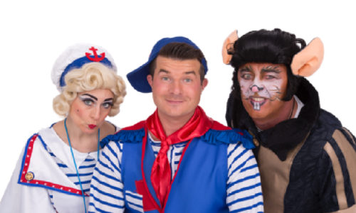 Win a family of four ticket to see Magic Phil's pantomime show worth 500 AED!