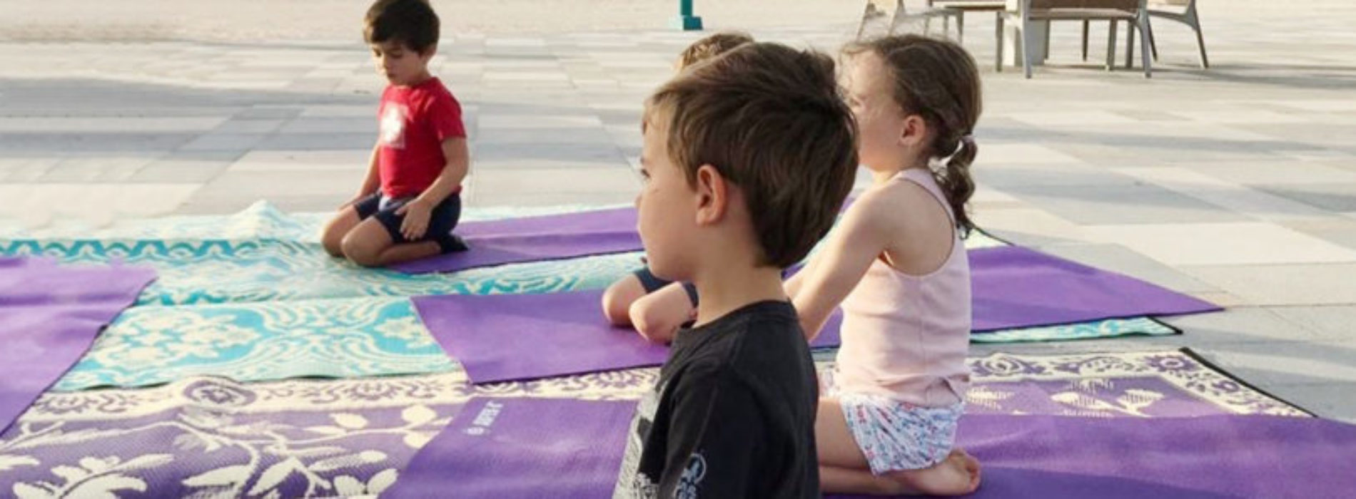 Dubai café to host after-school kids yoga class