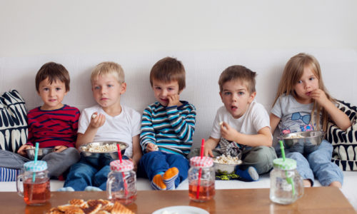 Host A Party For Children