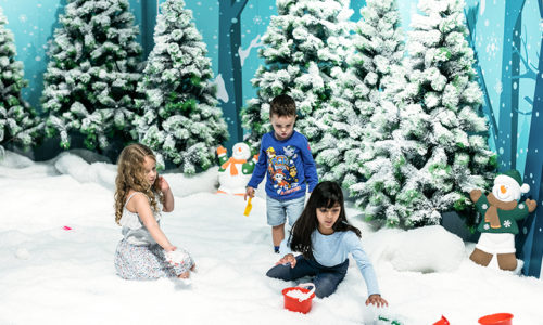 Kids will LOVE this winter market at Festival City, and it's free!