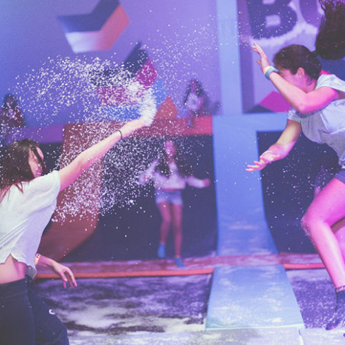 Abu Dhabi trampolining park to host Christmas party this Thursday