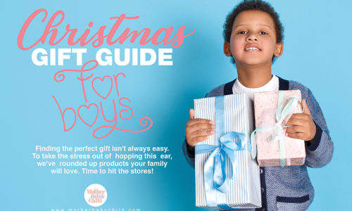 Christmas gift guide for boys
