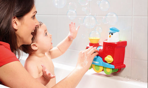 Win a Tomy Tommies Toys gift hamper worth AED 500!