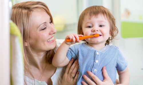Oral Hygiene for Babies