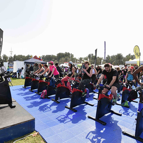 Yas Fitness Festival returns to Abu Dhabi next month
