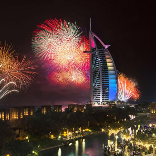 Where to take the kids for Chinese New Year in Dubai