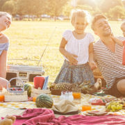 Check out this family barbecue brunch this Saturday