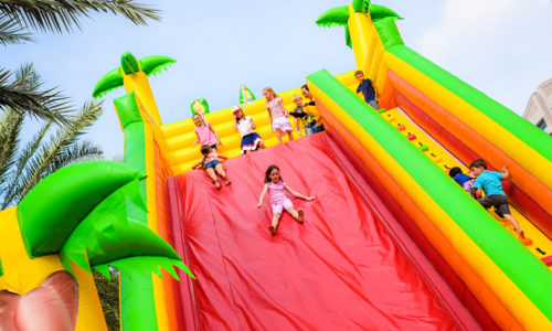Yas Kidz Fest kicks off in Abu Dhabi this weekend