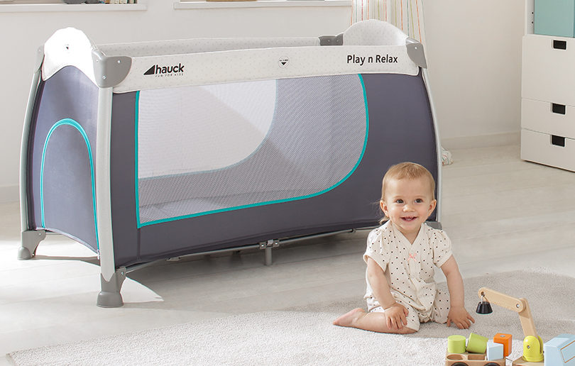 Three reasons why you need this ultra-versatile travel cot