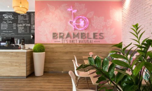 Win a breakfast for four at Brambles, worth AED 500!