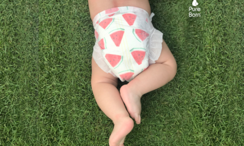 Win two-months' supply of Pure Born nappies, worth AED 600!