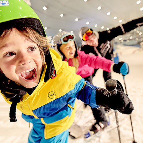 Get half price lessons at Ski Dubai using this discount app