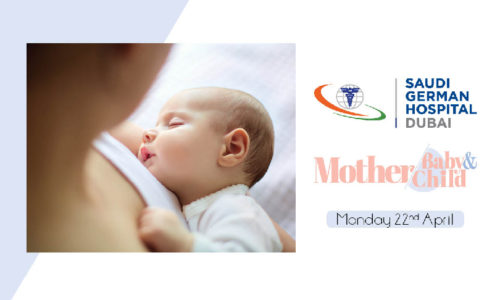 Join us for an exclusive Mother's Morning at Saudi German Hospital Dubai!