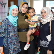 Mums' morning at Saudi German Hospital spotlights post-natal health concerns