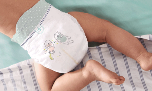 Win one months' worth of Pampers Pure diapers, worth over AED 1,500!