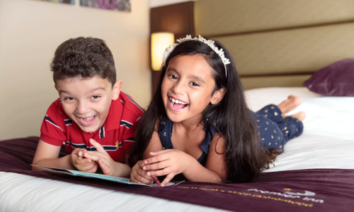 Win a family stay at Premier Inn Dubai Al Jaddaf, worth AED 500!