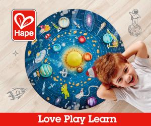 Hape Love Play Learn