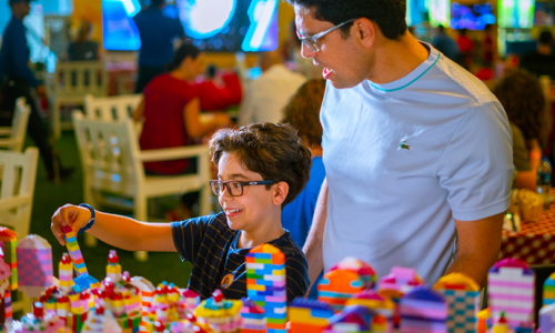 Win 4 Summer Passes and a brunch for 4 at LEGOLAND® Dubai worth 1,500dhs!