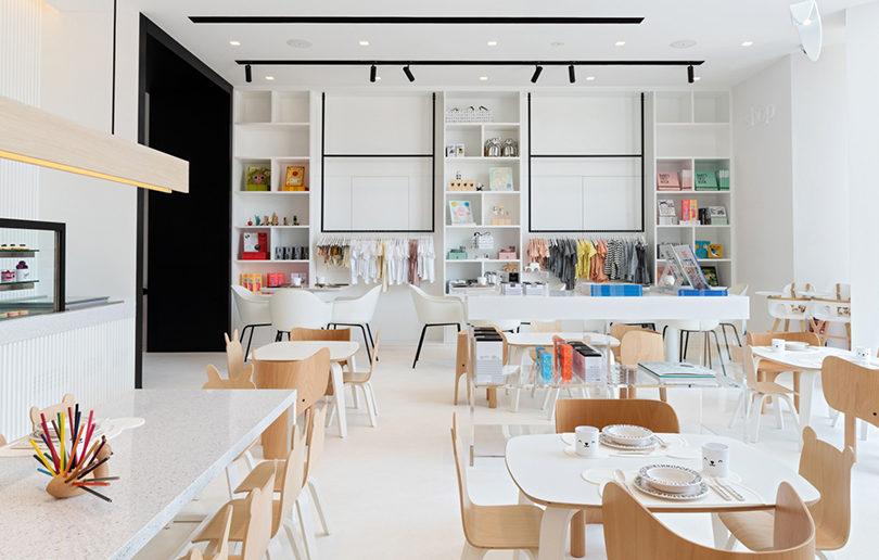 New children's restaurant White and the Bear to open in Dubai