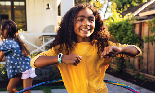Ensure a family-wide healthy lifestyle with Fitbit's kid-friendly device