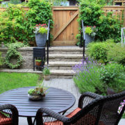 Five tips to make small gardens seem bigger