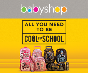 babyshop | All you need to be Cool for School
