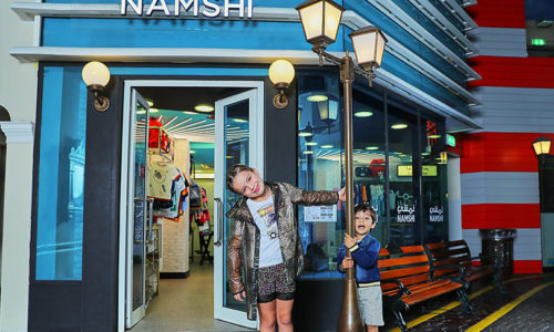 Namshi launches first ever kids fashion show at KidZania, Dubai Mall