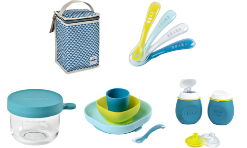 Win a selection of French-designed children's products from Beaba, worth over AED500!