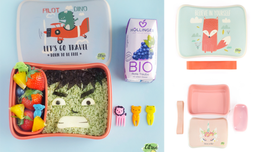 Win a Bamboo lunch box from the Eco-Friendly collection by Citron!