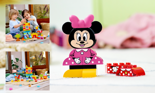 Win LEGO DUPLO products, worth over AED 500!