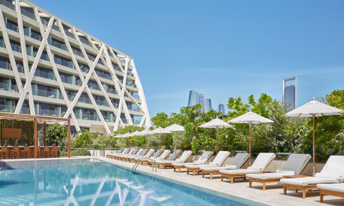 Staycation review: The Abu Dhabi EDITION