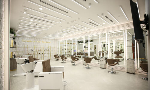 Salon review: Newlook Salon, Aswaaq Centre