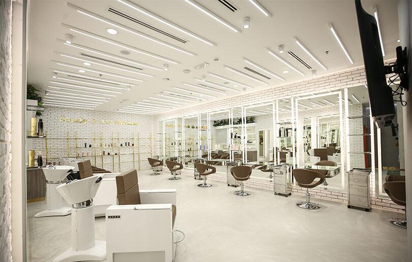Salon review: Newlook Salon, Aswaaq Centre