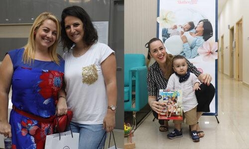 Dubai London Clinic hosts interactive mums morning at Villa Centro