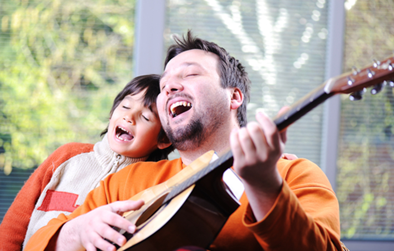 music for your family