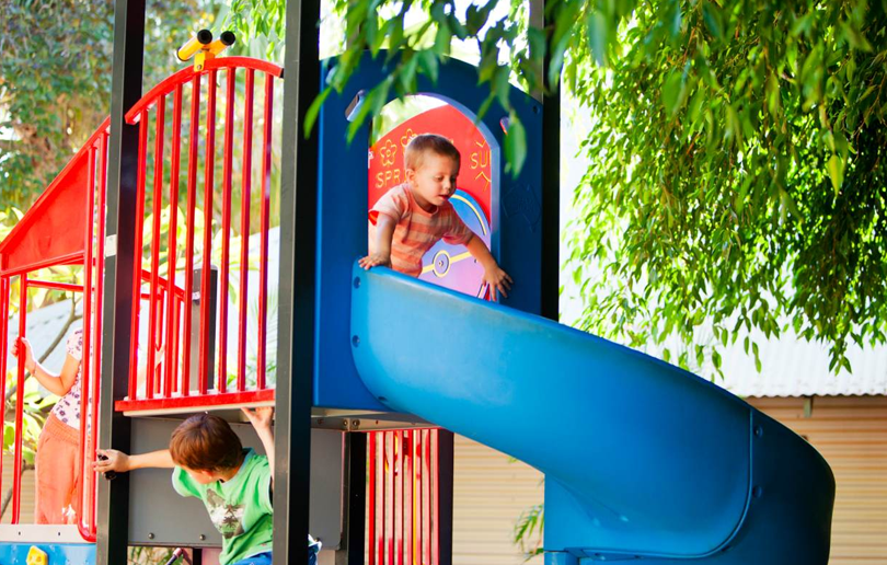 Playground Rules: Safety First!