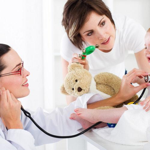 Awarding the Future of Paediatrics