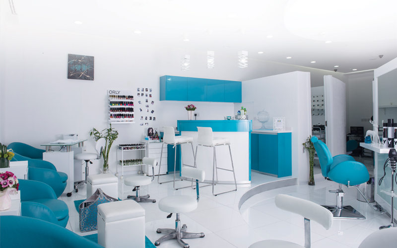 RE Salons and Spas