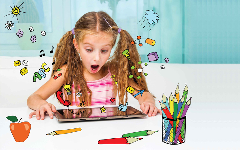 Traditional Play Over Tablets and Touchscreens